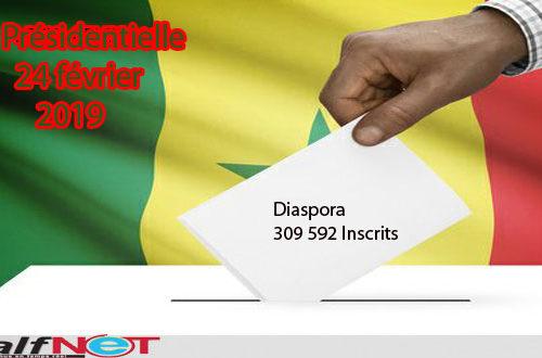 Paris : forte mobilisation des Sénégalais
