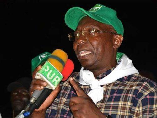 Issa SALL : « ils ont vendu nos richesses et même le pays aux étrangers »