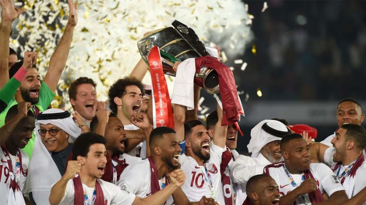Football : Le Qatar champion d'Asie pour la première fois de son histoire