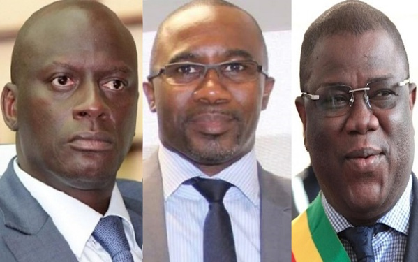 Meeting pour répondre à Ousmane SONKO : Robert SAGNA, Abdoulaye BALDE, Benoit SAMBOU, Aminata Angélique MANGA… se tailladent