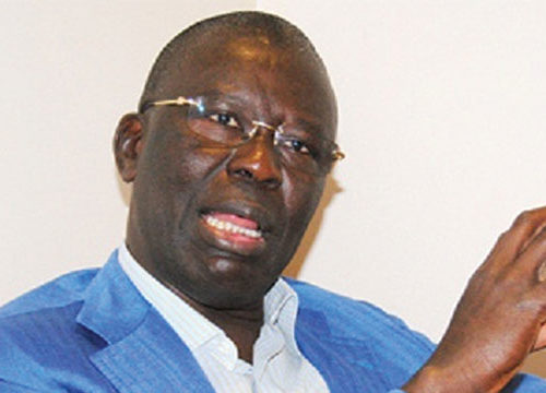 PARTI DEMOCRATIQUE SENEGALAIS (PDS) : Le porte-parole vers la sortie