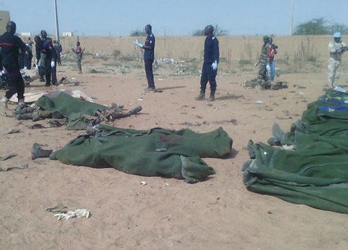 Mali : Au moins 95 personnes tuées dans un village dogon