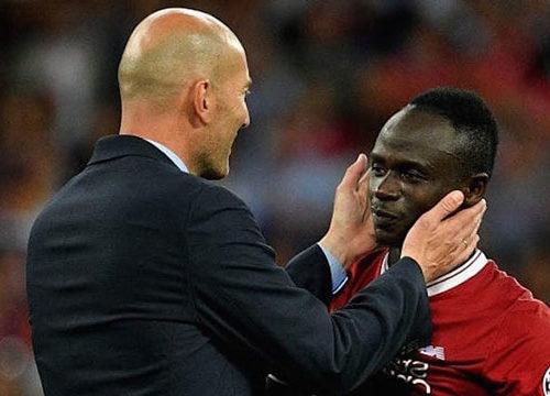 Sadio Mané, le coup de cœur de Zidane