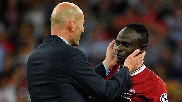 Zinedine Zidane : « si nous jouons Liverpool, nous l'éliminons »