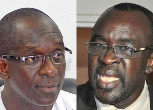 GUERRE DE POSITIONNEMENT : Cissé Lô et Diouf Sarr annoncent la couleur