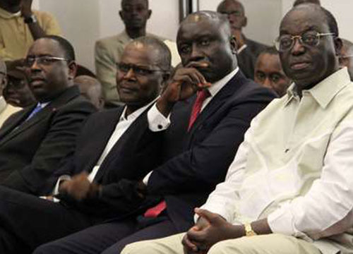 Poignée de main WADE – Macky, libération de Khalifa: vers une reconstitution des grandes familles idéologiques