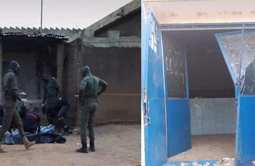 Bakel : l'attaque d'un bureau de Poste fait un mort