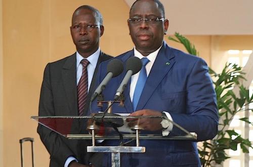 Nouveau gouvernement : Macky dans la continuité