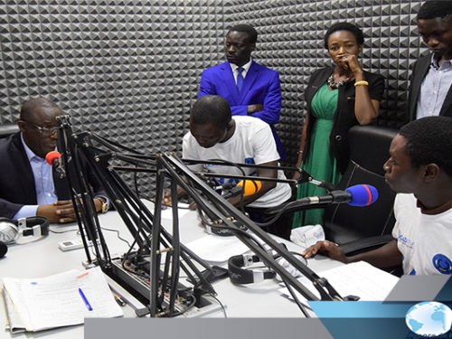 La radio ''UCAD FM'' officiellement lancée