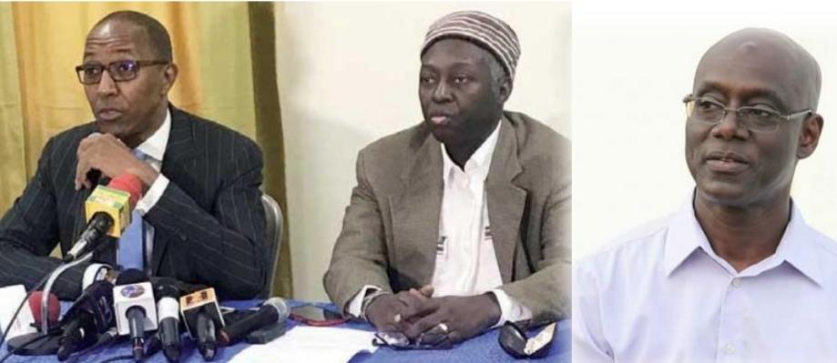« La gestion du pays par Macky SALL est devenue une tragédie au quotidien », selon Abdoul MBAYE et Cie