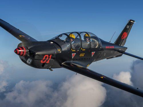 Avions militaires: Le Sénégal se dote de deux «TB-30 Epsilon»