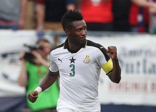 Ghana : Gyan Asamoah raccroche