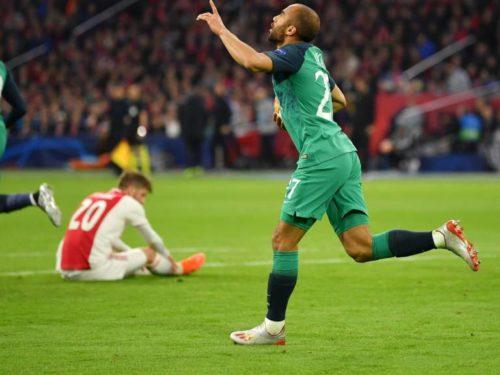 LdC : Tottenham corrige l'Ajax et file en finale
