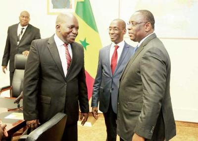 Dialogue politique : Benno propose la suppression de la limitation des mandats présidentiels