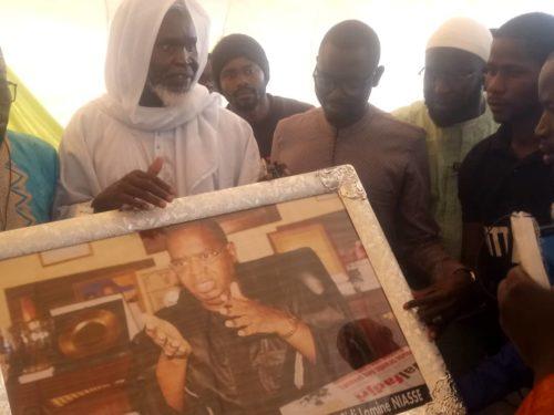 Le Mouvement « Nittou deug » rend hommage à Sidy Lamine NIASS