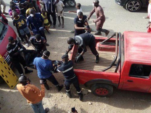 Femme retrouvée morte au marché Ouakam : un décès de plus de 3 jours