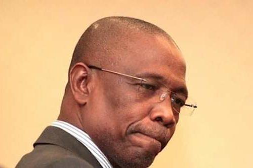 El hadji Hamidou Samba KASSE en Côte d'ivoire avec Macky