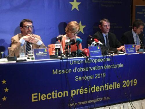 Le système de parrainage à « abandonner dans les plus brefs délais », selon la mission d'observation de l'UE