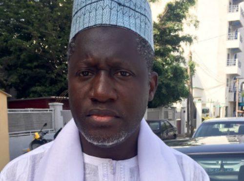 PORTRAIT : Amadou Makhtar KANTE, imam pas qu'à la mosquée