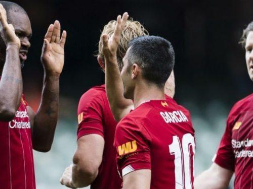 Match des Légendes : Liverpool bat Dortmund grâce à un doublé de Salif DIAO