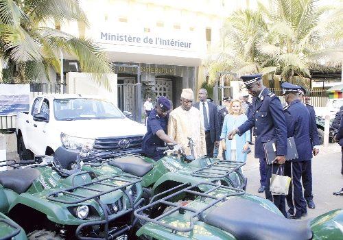 Contrôle des frontières : L'Espagne arme le Sénégal