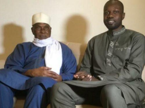 Rencontre Me WADE – SONKO: quand le leader de PASTEF tresse des lauriers à Karim