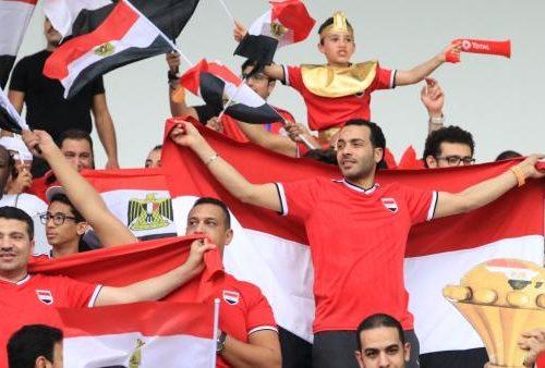 Algérie -Sénégal : les supporteurs égyptiens ont choisi leur camp