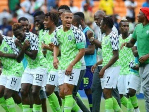 CAN 2019 : Le Nigeria remporte la petite finale