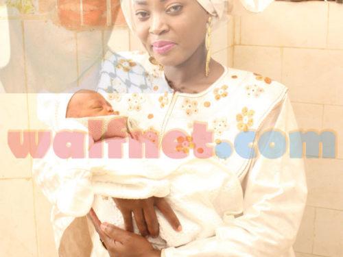 Les images du baptême de Sidy Lamine, fils du défunt Sidy Lamine NIASS