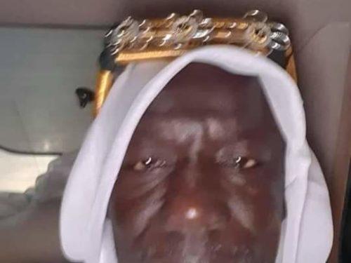 Touba: Abdoulaye WILANE talonne Khalifa SALL chez le Khalife
