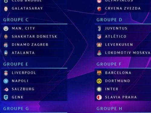 Tirage Ligue des Champions : les chocs vont attendre