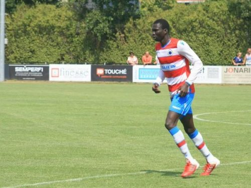Mercato :  Mamadou DIATTA,  4e Sénégalais recruté par le Club Bruges