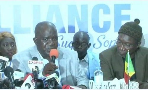 Oumar SARR, Me Amadou SALL, Babacar GAYE et Cie annoncent la création «d'un nouveau parti réellement démocratique»