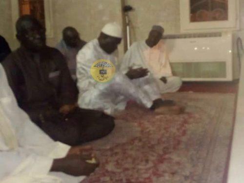 Tivaouane : Khalifa SALL au mausolée de Serigne Babacar SY (photos)