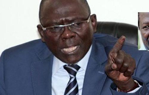 Moustapha DIAKHATE : «Ibrahima SENE montre son ignorance de l'Islam et sa malhonnêteté… »