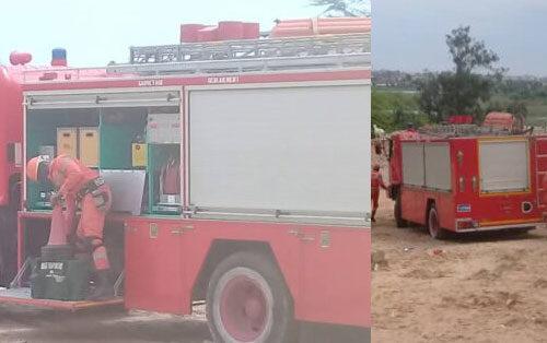 HLM Las Palmas : Le «dragon» pas trouvé, le  préfet de Guédiawaye déloge les 2 familles