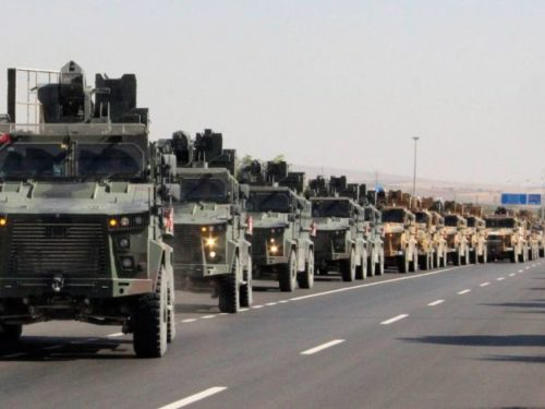 L'UE exige l'arrêt de l'offensive turque en Syrie et menace
