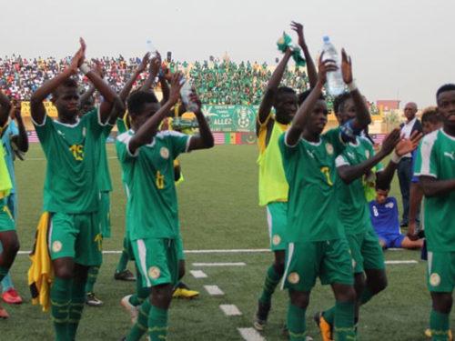 Le Sénégal trop fort pour le Congo