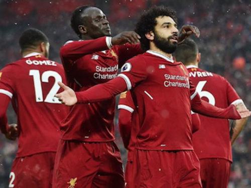 Liverpool renverse Tottenham