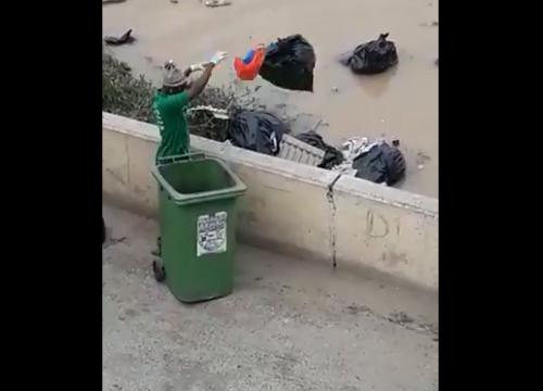 Saint-Louis : quand la baie sert de dépotoir (vidéo)