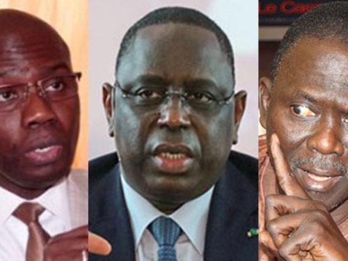PROPOS CONTRE LE TROISIEME MANDAT : L'indignation sélective de Macky