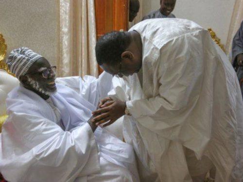 Touba : Macky renouvelle ses promesses