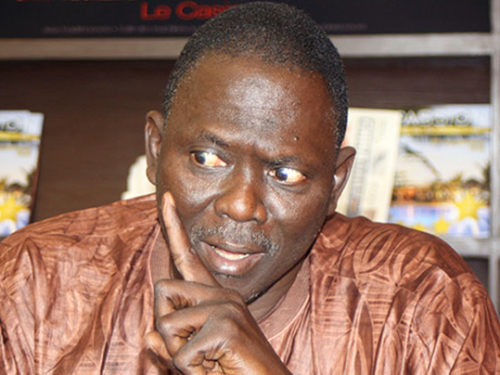 Moustapha DIAKHATE : « L'amende de 6 000 F CFA infligée aux non porteurs de masque un est vol »