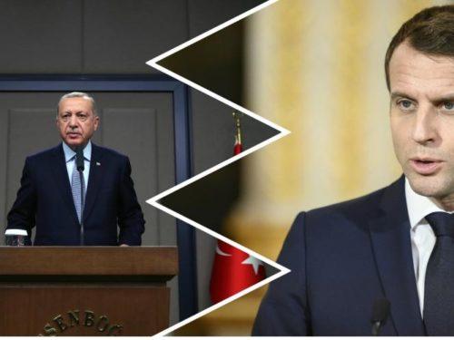 Erdogan taille Macron qu'il juge «en état de mort cérébrale»