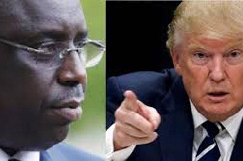 USA: nommé par Macky, Mansour Elimane KANE bloqué par Trump?