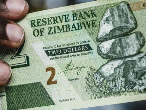 Zimbabwe : le dollar zimbabwéen de nouveau en circulation, 10 ans après