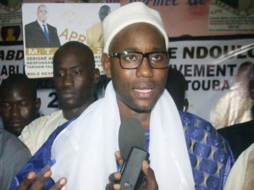 Serigne Abdou Lahat MBACKE: «En 2024, les Sénégalais vont une nouvelle fois faire confiance à Macky SALL»