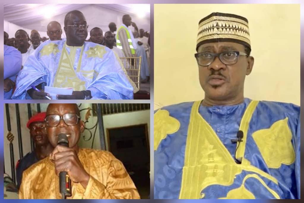 Mairie de Touba: Serigne Khadim MBACKE Fatah demande l'exclusion de Cheikh Abdoul Ahad Gaïndé Fatma, Cheikh Thioro MBACKE, Madické NIANG, Cheikh Maram MBACKE