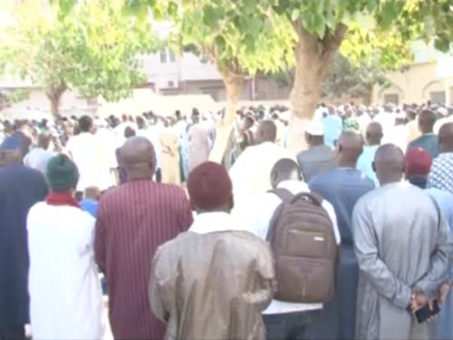 Funérailles d'Abdourahmane CAMARA :  témoignages unanimes, ultime hommage pour un grand homme