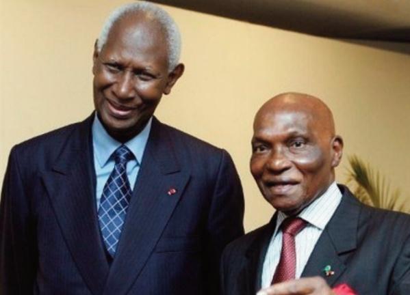 Tous les deux au Sénégal: DIOUF dans un Palais, WADE dans les quartiers